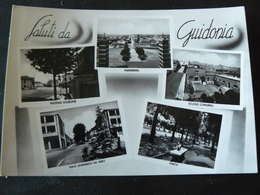 1957  GUIDONIA.....ROMA - Guidonia Montecelio