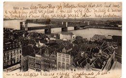 Tarjeta Postal De Koln A Rhein. Circulada 1906 - Koeln