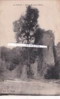 La Cheze---ruines Du Chateau - La Chèze