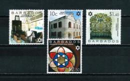 Barbados  Nº Yvert  1180/3  En Nuevo - Barbados (1966-...)