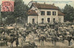 Lot De 50 CPA De Seine Et Marne 77 Plusieurs Belles Animations - Cartes Postales