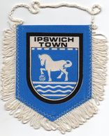 Fanion Football, IPSWICH TOWN - Habillement, Souvenirs & Autres