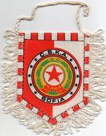 Fanion Football, C.S..K.A.  SOFIA - Habillement, Souvenirs & Autres