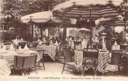 77 - Barbizon - Les Pléïades, Le Jardin (restaurant) - Barbizon