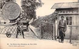 La Grève Des Chemins De Fer 1910 - C'est La Thune Qu'ils Auront - Syndicats