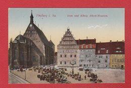 Freiberg  --Dom Und König Albert Museum - Freiberg (Sachsen)