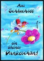 B2534 - Tickleteens Nr. 35 - Goletz - Schluchsee - Comicfiguren