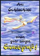 B2535 - Tickleteens Nr. 8 - Goletz - Schluchsee - Comicfiguren