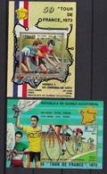 Rep. De Guinea Ecuatorial, Tour De France 1972, Used - Wielrennen