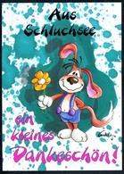 B2536 - Tickleteens Nr. 3 - Goletz - Schluchsee - Comicfiguren