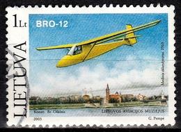 Litauen SG Nr. 823  Gestempelt (3642) - Lithuania