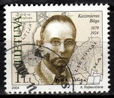 Litauen SG Nr. 825  Gestempelt (3644) - Lithuania