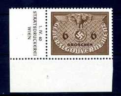 Z36642)GG Dienst 1 ER Mit DV** - Besetzungen 1938-45
