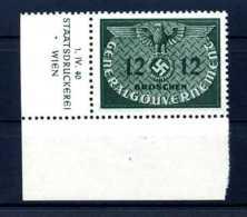 Z36643)GG Dienst 4 ER Mit DV** - Besetzungen 1938-45