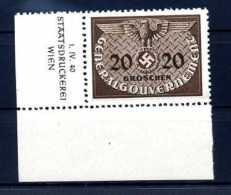 Z36644)GG Dienst 5 ER Mit DV** - Besetzungen 1938-45