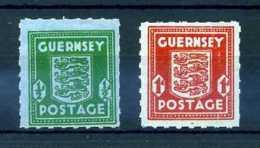 Z37507)Guernsey 4/5*, Erstfalz - Besetzungen 1938-45