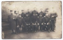 DA784 Carte Postale Photo Vintage Original RPPC Militaire WW1 1918 Allemagne - War, Military