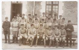 DA779 Carte Postale Photo Vintage Original RPPC Militaire EOR 13è Brigade 1931 - War, Military