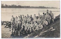 DA776 Carte Postale Photo Vintage Original RPPC Militaire 519ème Au Jus - War, Military