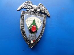 14 ° Regiment Parachutiste De Commandement Et De Soutien, Liban 82 ,insigne , Insigne Parachutiste , Delsart - Armée De Terre