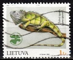 Litauen SG Nr. 839  Gestempelt (3645) - Lithuania