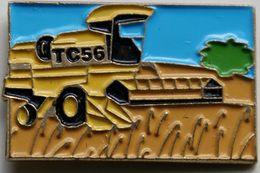 BB  364)....TRACTEUR / ENGIN AGRICOLE / AGRICULTURE/............MOISSONNEUSE   TC 56 - Pins