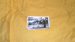 PHOTO ANCIENNE DATE ?. / FETE LOTERIE DE SUCRE, CHAR BATEAU RIBECOURT - Places