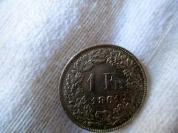 Suisse: 1 Franc 1961 - Svizzera