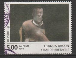 """FRANCE;N°2779 """"F. BACON """" - Frankreich"""