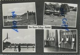 Hechtel :  Don - Bosco College  -- Groot Formaat  15 X 10.5 Cm   (  Geschreven Met Zegel ) - Hechtel-Eksel