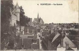 Montrésor - Vue Générale - Montrésor
