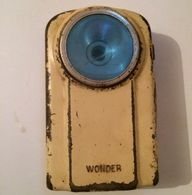 """LAMPE DE POCHE ANCIENNE """" WONDER """""""" TYPE SAVOI - Other Collections"""