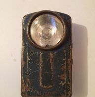 """LAMPE DE POCHE ANCIENNE """" LECLANCHE """""""" - Other Collections"""