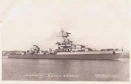 Croiseur        198        Croiseur EMILE BERTIN - Oorlog