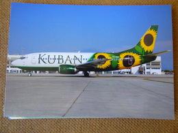 B 737 300   KUBAN AIRLINES   VQ BHD - 1946-....: Era Moderna