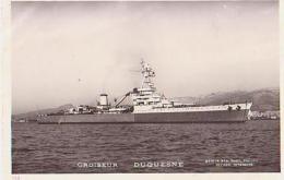 Croiseur        223        Croiseur DUQUESNE - Oorlog