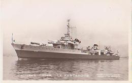 Croiseur        268        Croiseur Léger LE FANTASQUE - Oorlog