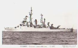 Croiseur        295        Croiseur Lance Missiles COLBERT - Guerre
