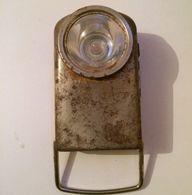 "LAMPE DE POCHE ANCIENNE "" WONDER """" TARGA - Other Collections"
