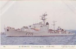 Escorteur        12         Escorteur Rapide LE BEARNAIS - Warships