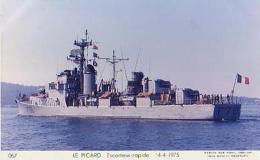 Escorteur        19         Escorteur Rapide LE PICARD - Warships