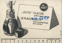 Encre - Inkt : ELITE FLACON  TALENS     (  Format 15 X 10.5  Cm ) - Buvards, Protège-cahiers Illustrés