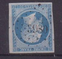 """FRANCE : PC 3980 ."""" CASSENEUIL """" . (45) . N° 14 . TB . - Marcophilie (Timbres Détachés)"""