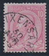 N° 46 - Rixensart - 1884-1891 Leopoldo II