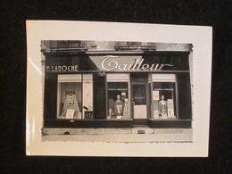 Photo, Boutique De Tailleur, Civil Et Militaire, Angers 1940-1950, Studiot D'art Photomirex. - Professions