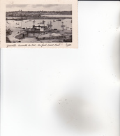 CPA 50 GRANVILLE ,le Port. (1954) - Granville