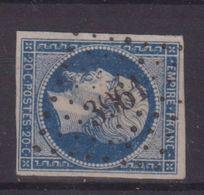 """FRANCE : PC 3961 ."""" CERESTE"""" . (40) . N° 14 . PLI . - Marcophily (detached Stamps)"""