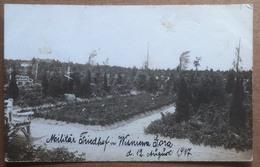 Fotografia D'epoca - Polonia Wi?niowa Gora 1917 - Cimitero Militare - WW1 WWI - Foto