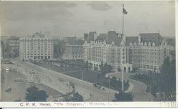 1782. Canada Victoria , BC   C.P.R. Hotel Empress - Victoria