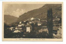 73/ SAVOIE... Brides Les Bains. Les Villas De La Source - Brides Les Bains